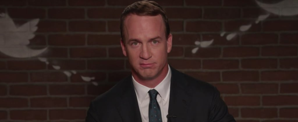 """NFL Players Take a Major Hit With These Brutal """"Mean Tweets"""" on Jimmy Kimmel"""