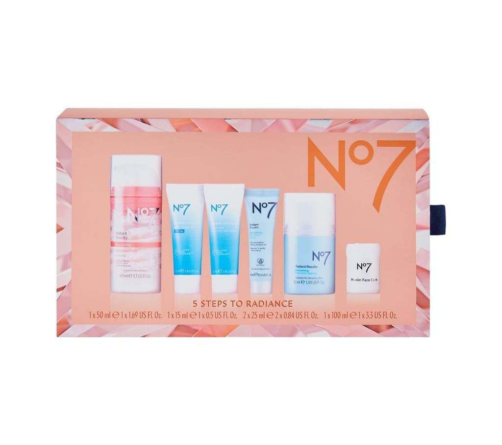 No7 Five Steps To Radiance