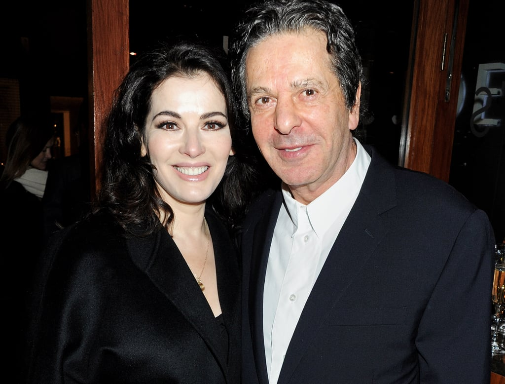 Nigella Lawson Gets a Divorce
