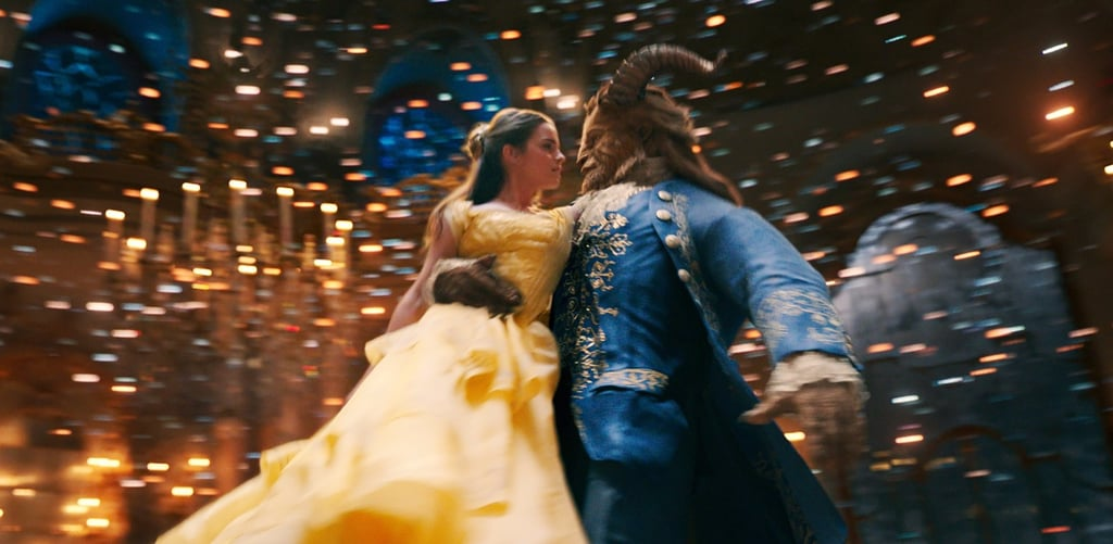 We're Fangirling So Hard Over This Chic Beauty and the Beast Nail Polish Collection