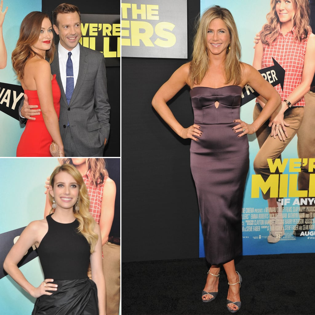 Jennifer Aniston at We're the Millers Premiere | Pictures