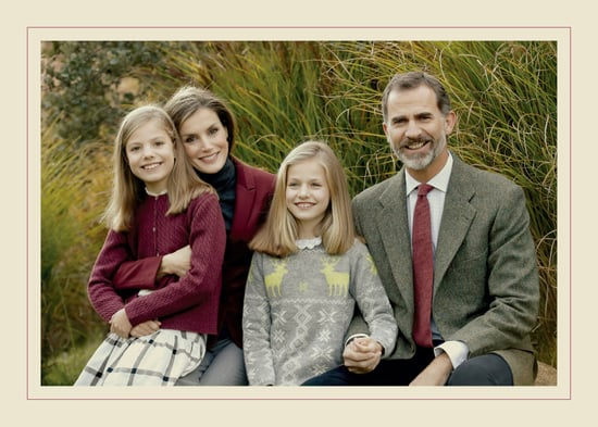 Spanish-royal-family-Christmas-card