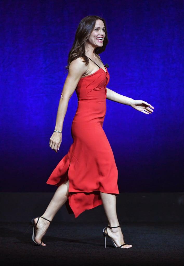 Jennifer Garner at CinemaCon Pictures April 2018