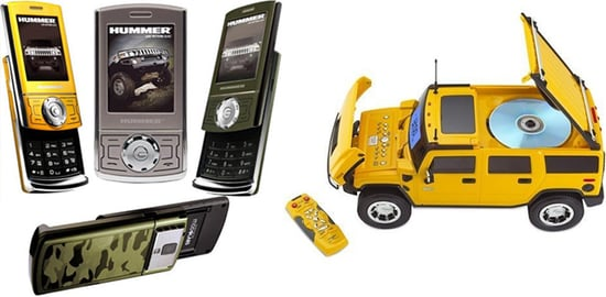Gadgets Getting The Rugged Hummer Treatment