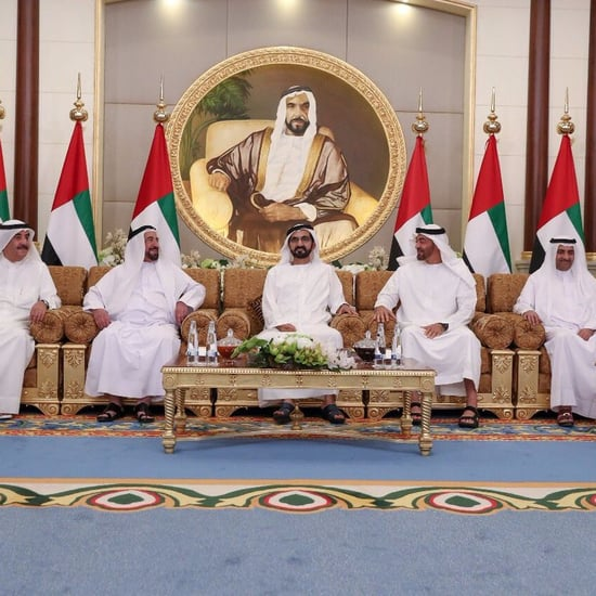 Middle East Leaders Gather For Abu Dhabi Iftar