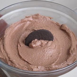 Fast and Easy Recipe For Hazelnut Mousse