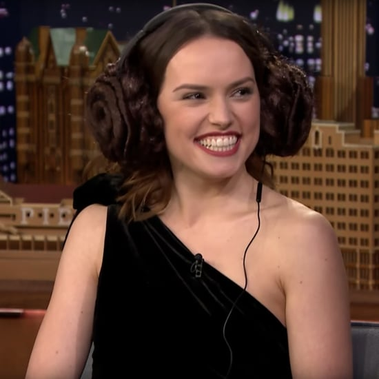 Daisy Ridley Plays Whisper Challenge With Jimmy Fallon