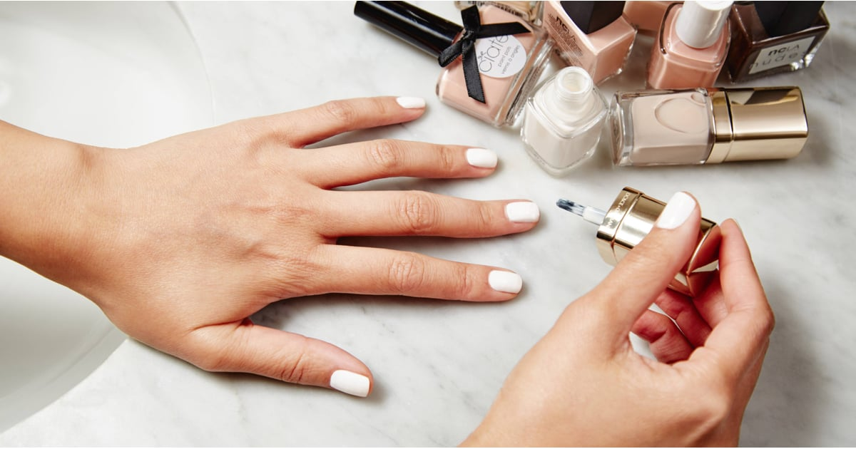 The 10 Best Bridal Nail Polish Shades of 2017