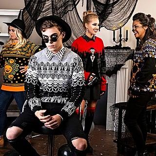 Ugly Halloween Sweatshirts 2018