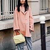 A Pink Coat