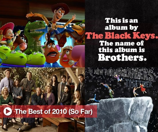 The Best Movies, TV, and Music of 2010 So Far