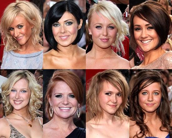 British Soap Awards Hair