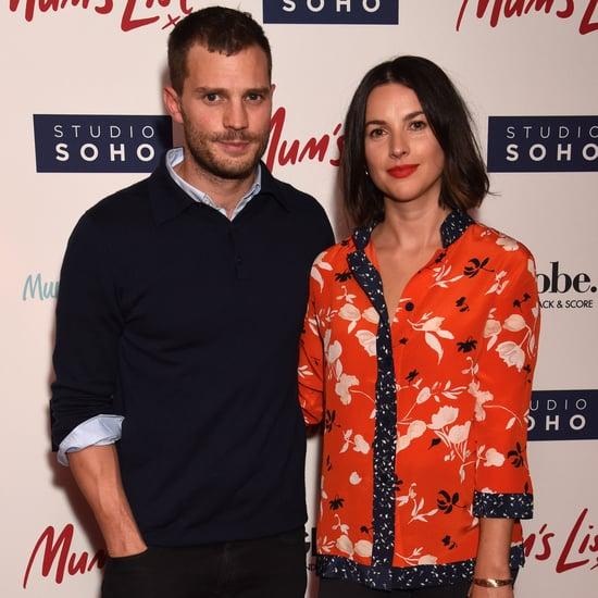 Jamie Dornan et Amelia Warner Avant Première Mum's List 2016