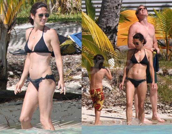 Jennifer connelly in bikini