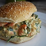 Shrimp and Avocado Salad Sandwiches