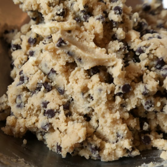 Why You Shouldn't Eat Raw Cookie Dough