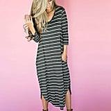 Gonkoma Striped Dress