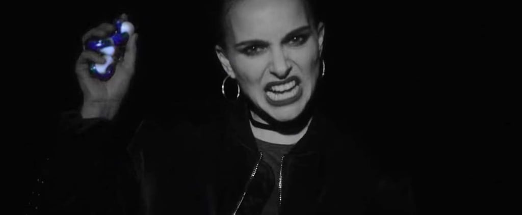 You Need to Watch Natalie Portman's Profane Second Rap on SNL Until the Very End