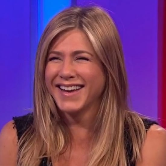 Jennifer Aniston Interview on BBC The One Show 2016