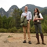 For a Hike in Bhutan, They Opted For Earth Tones
