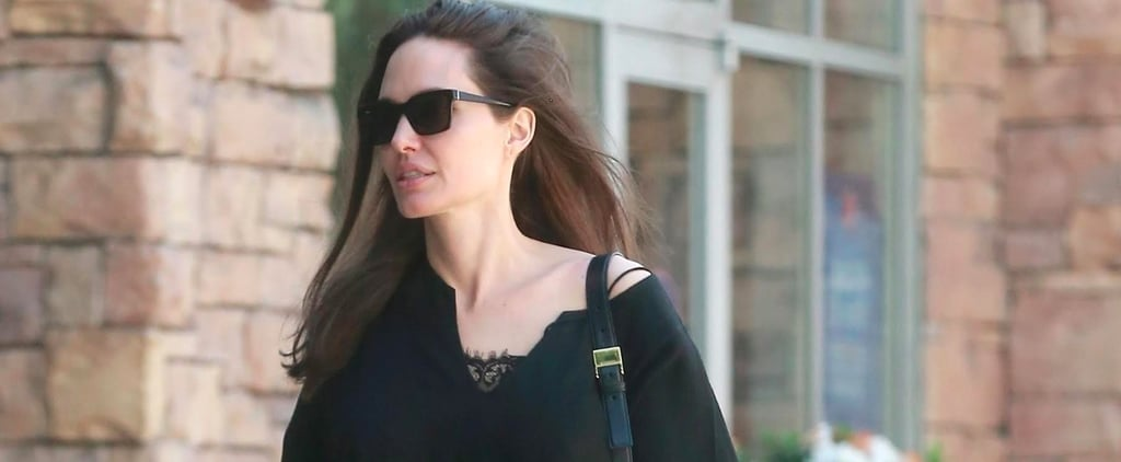 Angelina Jolie's Summer Shoes Are Barely There, but That's What's So Great About Them