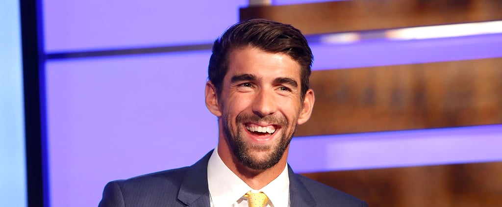 Michael Phelps Talks Therapy and Mental Health