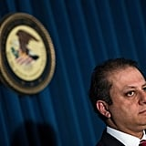 March 11, 2017: Preet Bharara, United States Attorney For the Southern District of New York