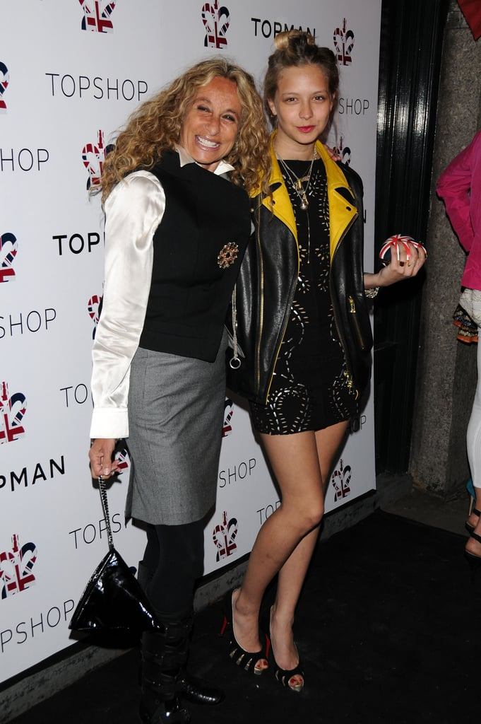 TopShop Launch Party