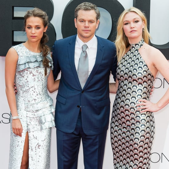 Matt Damon at Jason Bourne UK Premiere July 2016 Pictures