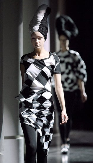 Spring 2010 Trend Report: Geometry Lessons