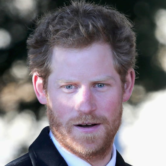 Prince Harry Pictured With a Beard