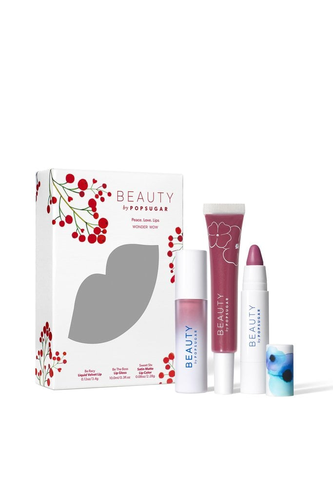 Beauty by POPSUGAR Peace. Love. Lip. Kit