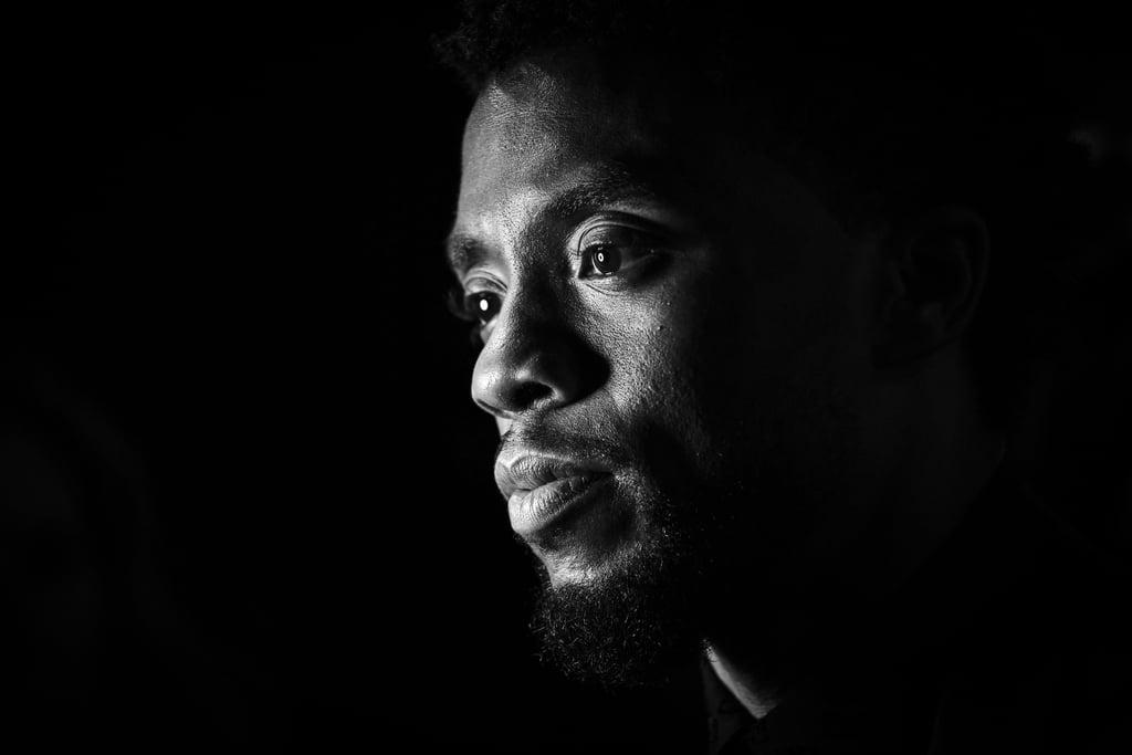 Stars Honor Chadwick Boseman in Portrait of an Artist
