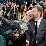 Pictured: Gwen Stefani and Dierks Bentley