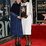 Viola Davis Brings Her Gorgeous Family to Her Hollywood Walk of Fame Ceremony