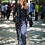 The Outfit: A Jumpsuit + Minimal Accessories