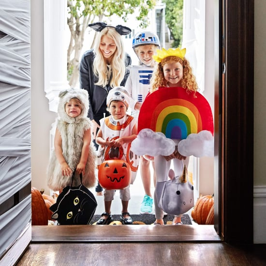 Types of Kids You Meet Trick-or-Treating on Halloween