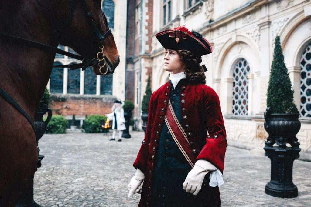 Is Joe Alwyn in The Favourite?