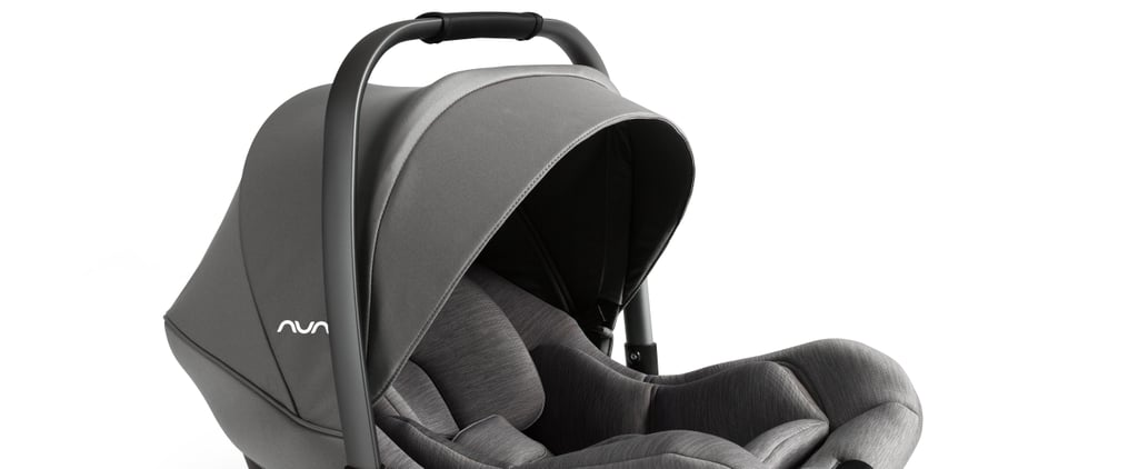 This Is the Lightest Car Seat Ever, So Drop It Like a Feather Into Your Shopping Cart