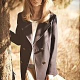 Sasha Pivovarova for Club Monaco, Spring 2012