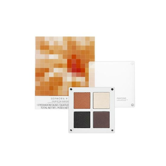 Color of the Year Eye Shadow Quad ($28)