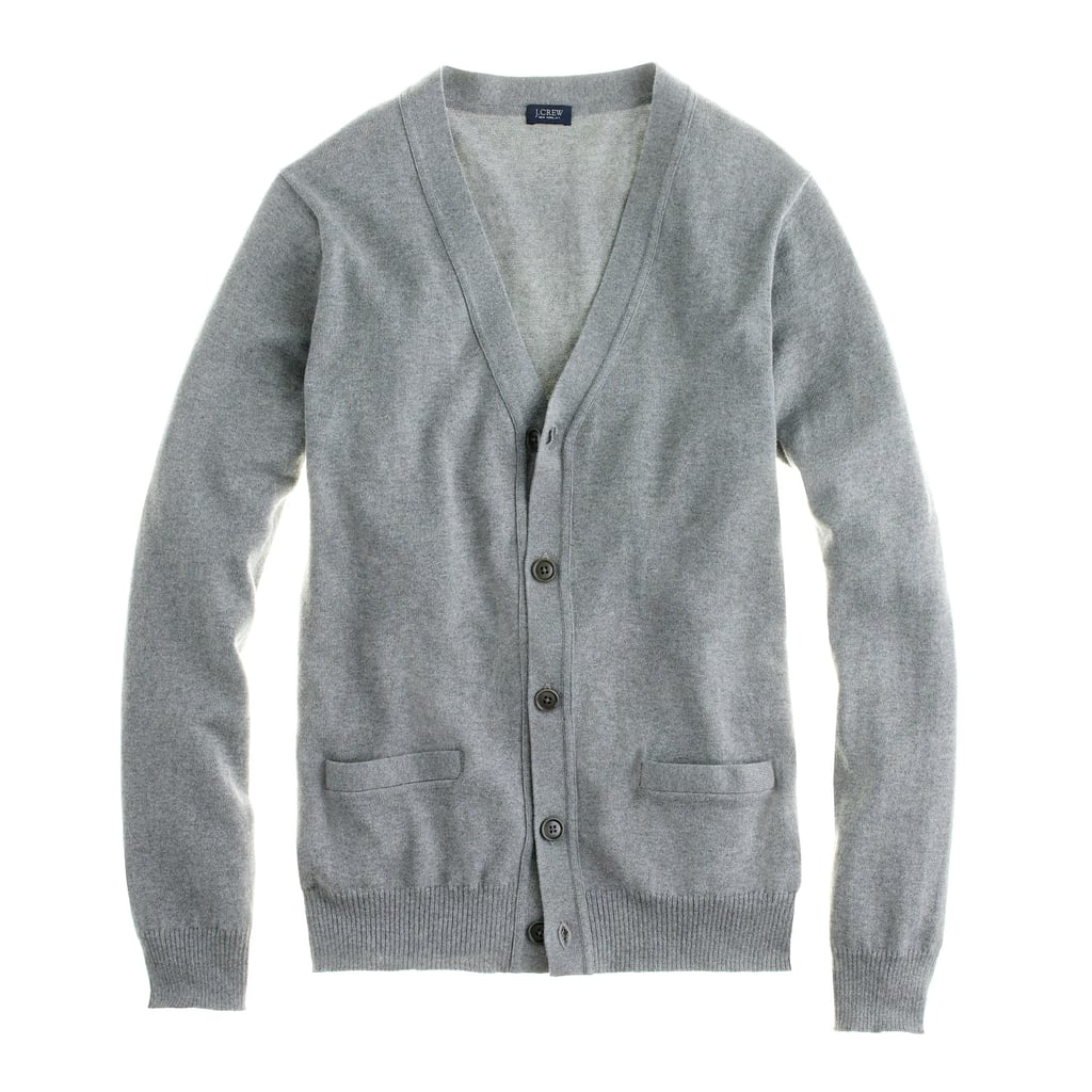 A Sharp-Looking Cardigan