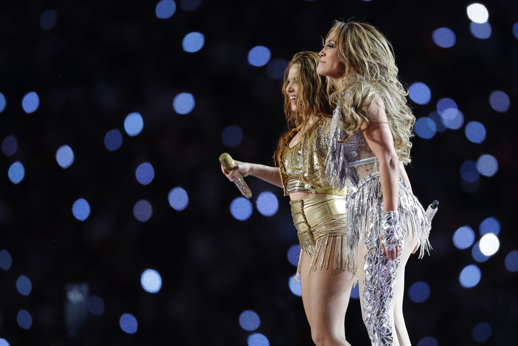 Check Out J Lo and Shakira's Super Bowl Halftime Show ...