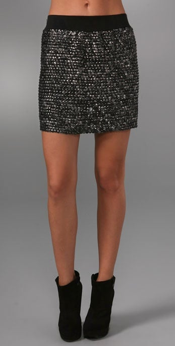 A Common Thread Mini-Skirt