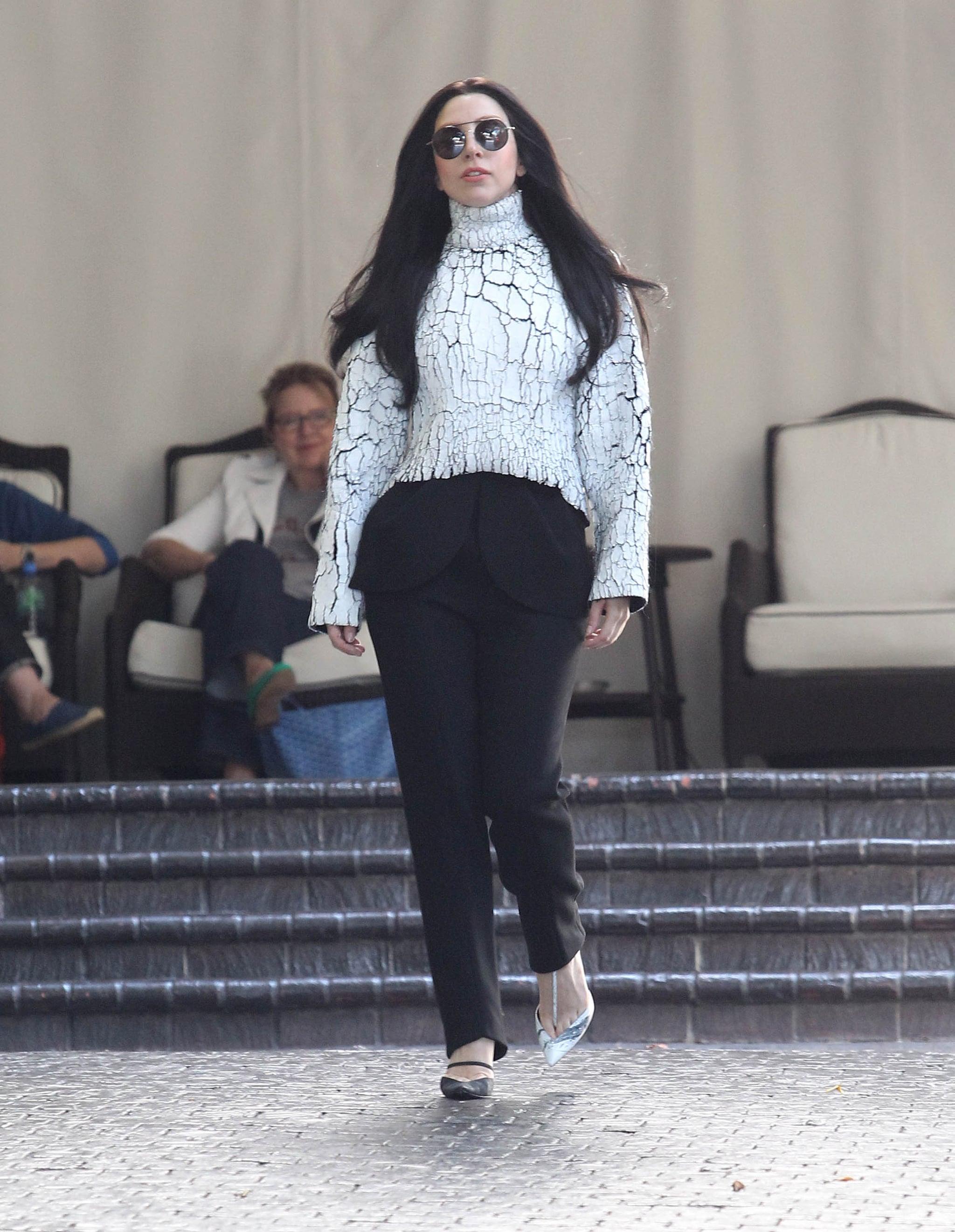 Lady Gaga in Los Angeles