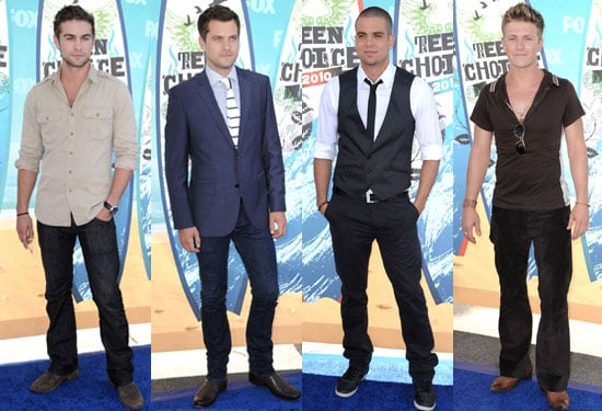 Pictures of Men Red Carpet at Teen Choice Awards