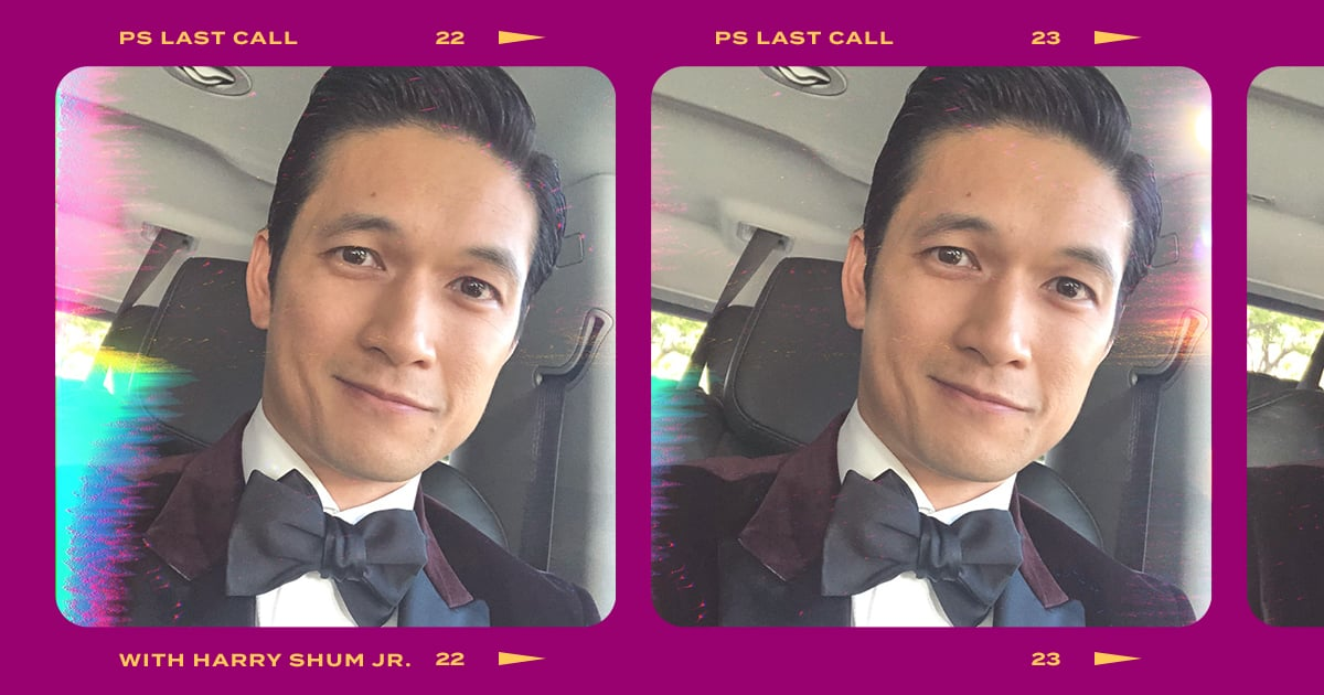 """Harry Shum Jr. Is Just Excited as We Are About Crazy Rich Asians 2: """"The Love Is There"""".jpg"""