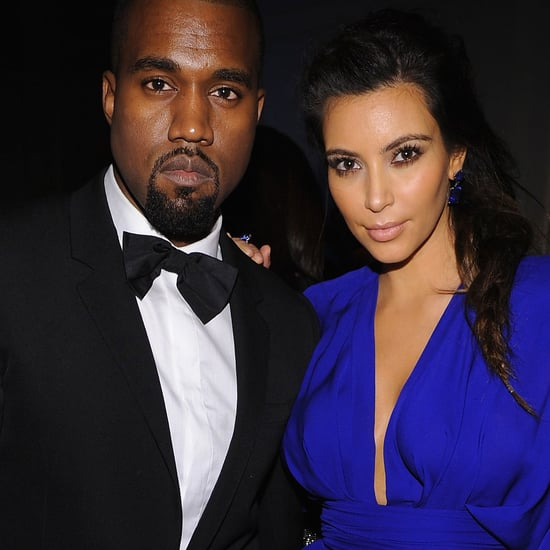 Kim Kardashian and Kanye West Pictures at 2012 Angel Ball in NYC
