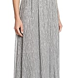 Halston Front Slit Floor-Length Gown