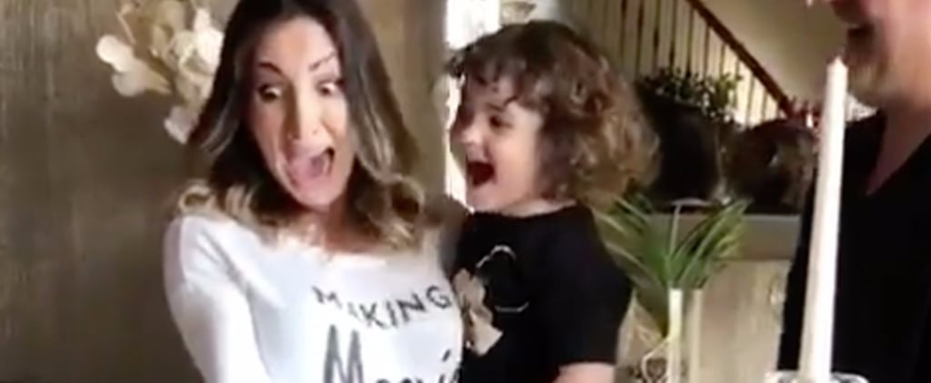 Mom of Two Boys Finds Out She's Having a Girl